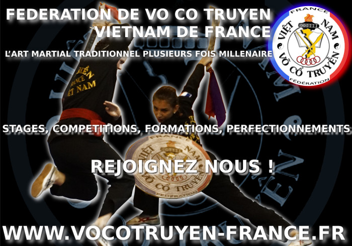 Vo Co Truyen Vietnam de France